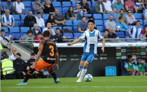 今晚的吴磊真的尽力了 虽然没有进球但是确实踢出了风采