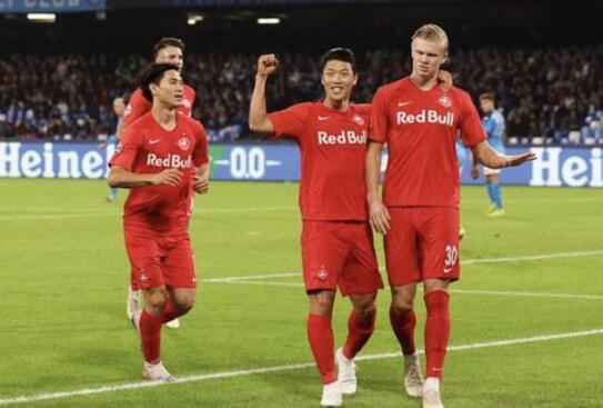 韩国又一猛将在欧冠赛场横空出世 黄喜灿能力不输孙兴慜