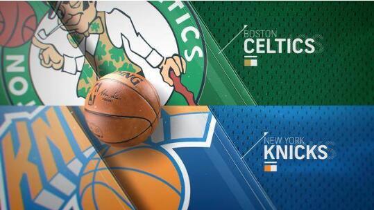 12月02日NBA常规赛 凯尔特人vs尼克斯 全场录像