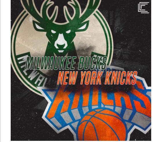 12月03日NBA常规赛 尼克斯vs雄鹿 全场录像
