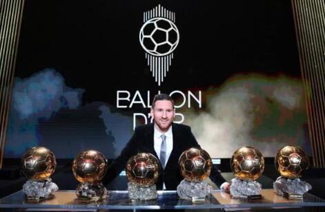 梅西发言  表达记录是用来打破的  未来一定有人能够打破6座金球奖的记录