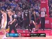 【NBA集锦】这波操作够硬 加里纳利碾压进攻强打格林2+1