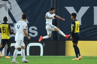 喜忧参半 梅西造生涯1000球 阿根廷除赢球一无是处