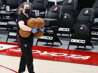 NBA上周没有新的COVID-19病例报告
