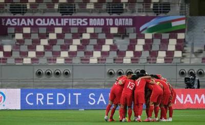国足11月主场大概率也在西亚 停留3个月可能性越来越大
